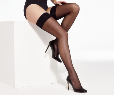Charnos Elegance Ultra Sheer Hold Ups