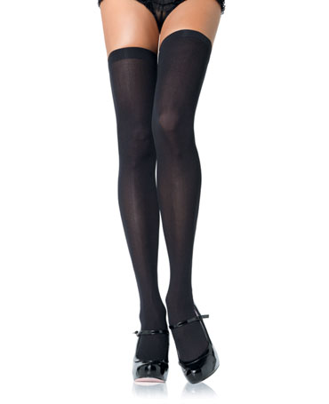 Leg Avenue Opaque Stockings