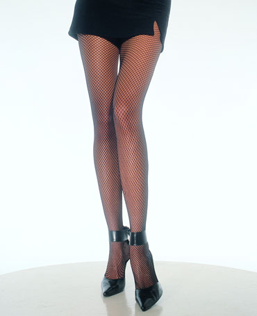 Leg Avenue Coloured Fishnet Tights