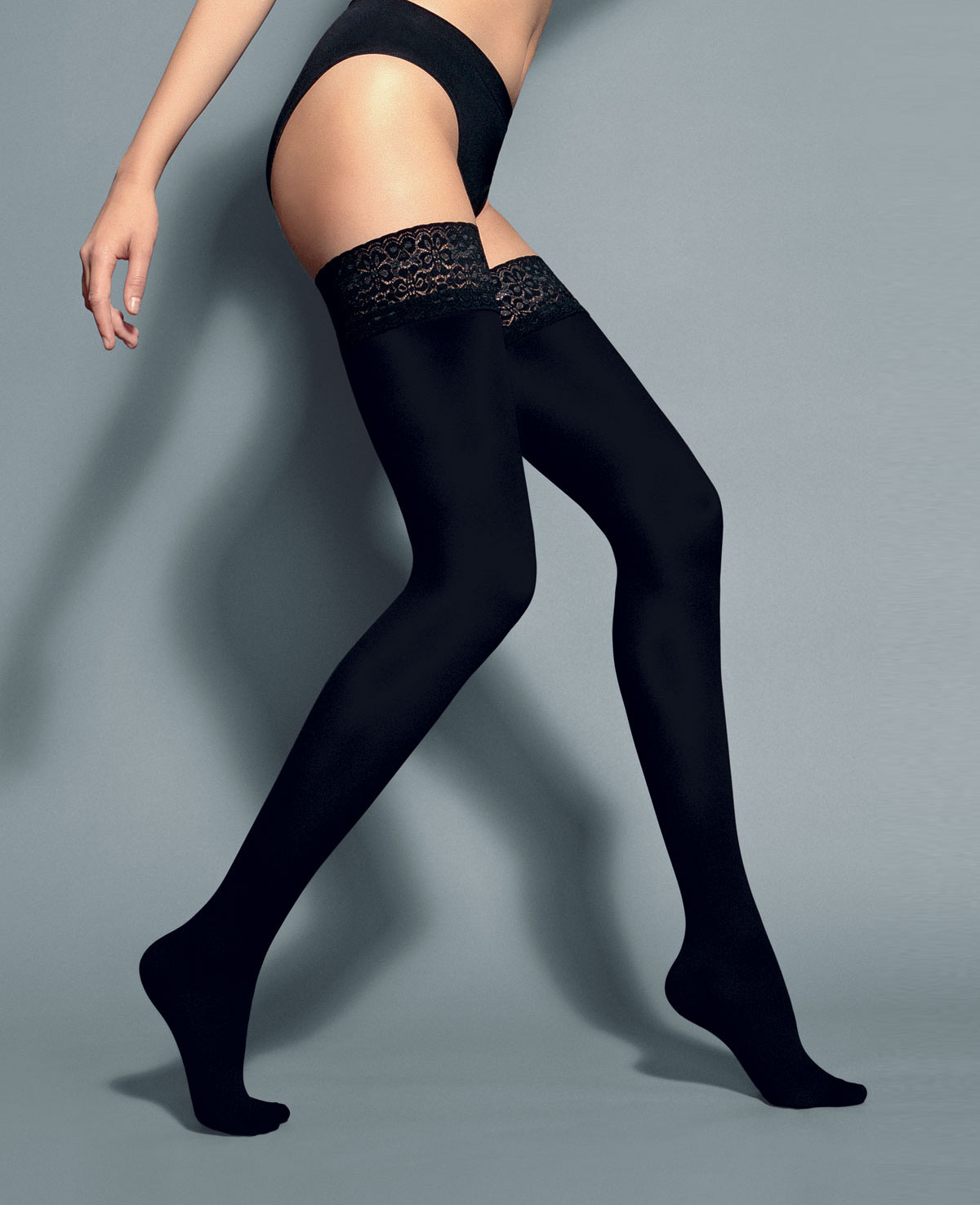 a11573735f5 Veneziana Fiona 60 Denier Opaque Hold Ups at Stockings Direct