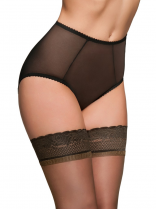 Nylon Dreams Sheer Mesh Knickers