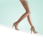 Gipsy Luxury Satin Smooth Top Hold Ups