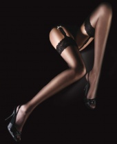 Aristoc Sensuous Lace Top Stockings