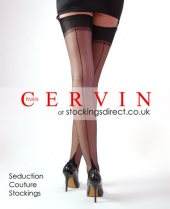 Cervin Paris Seduction Couture Stockings