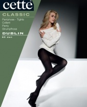 Cette Dublin Plus Size Opaque Tights