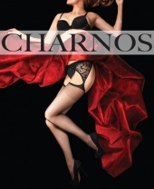 Charnos Boudoir Lace Suspender Tights