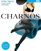 Charnos Killer Figure 40 Denier Control Tights