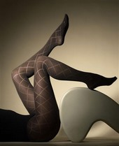 Gipsy Diamond Opaque Tights