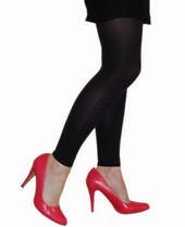 Gipsy 100 Denier Footless Full Length Tights