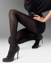 Le Bourget Voilance 50 Denier Opaque Tights