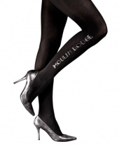 Moulin Rouge Swarovski Embellished Tights