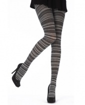 Pretty Polly Graduated Stripe Tights