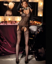 Trasparenze Edwige Bodystocking