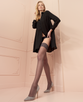 Trasparenze Rosy Hold Ups