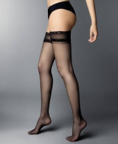 Veneziana Mercedes Ultra Sheer 6 Denier Hold Ups