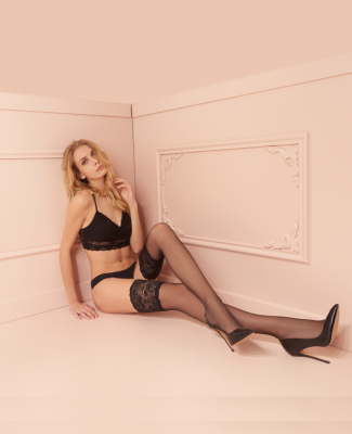 Stockings and hold ups pictures