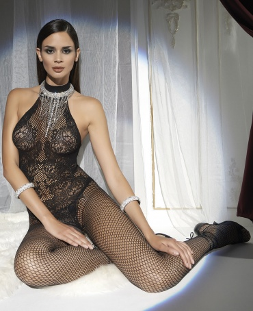 Trasparenze Doina Bodystocking
