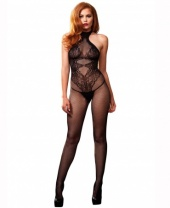 Leg Avenue Lace Hourglass Fishnet Bodystocking